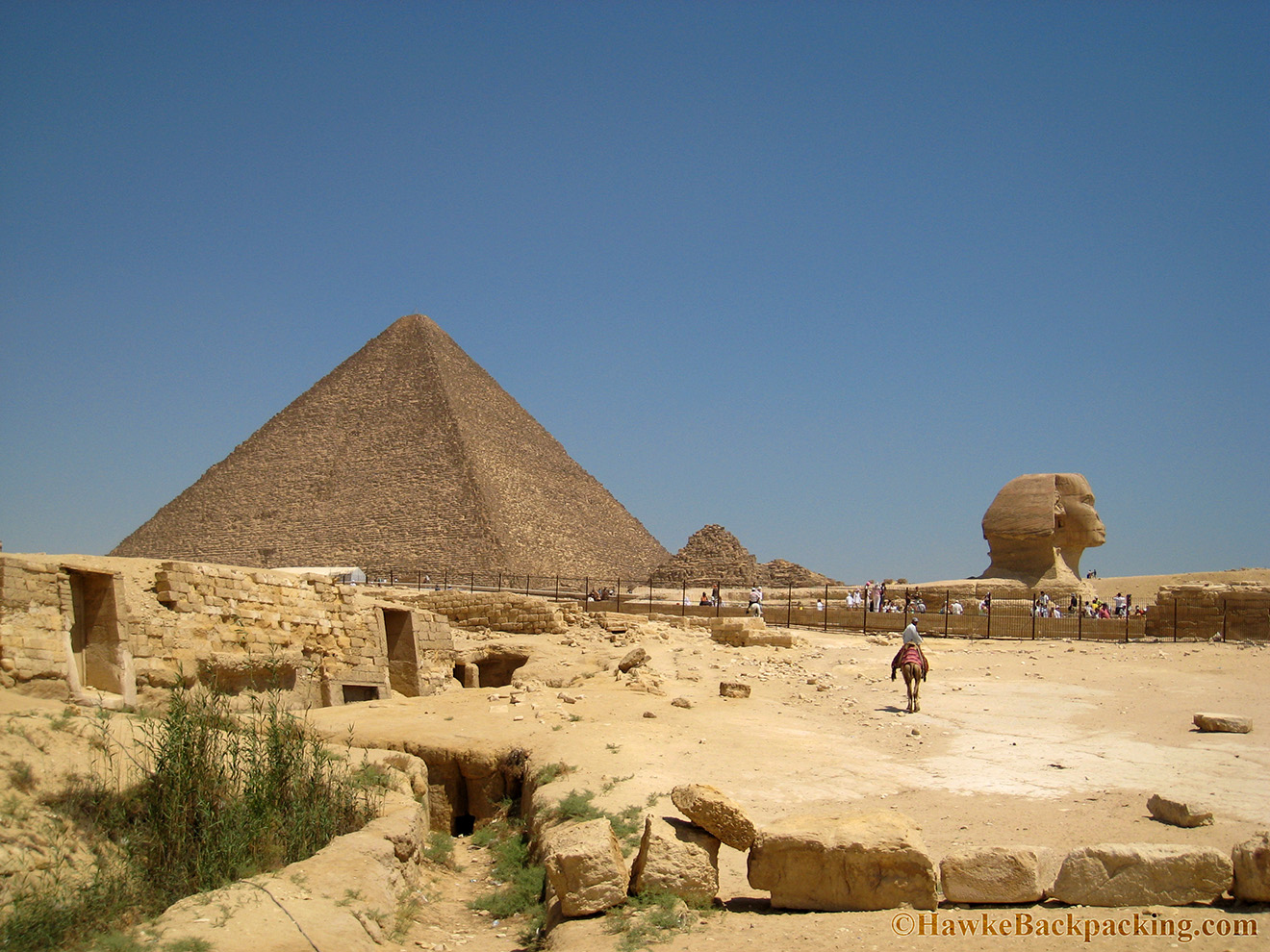 Giza Necropolis Hawkebackpacking Com