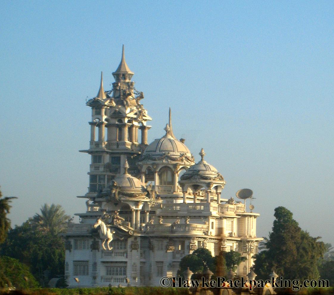 Desert Palace Pretty damn cool palace we sawDesert Palace