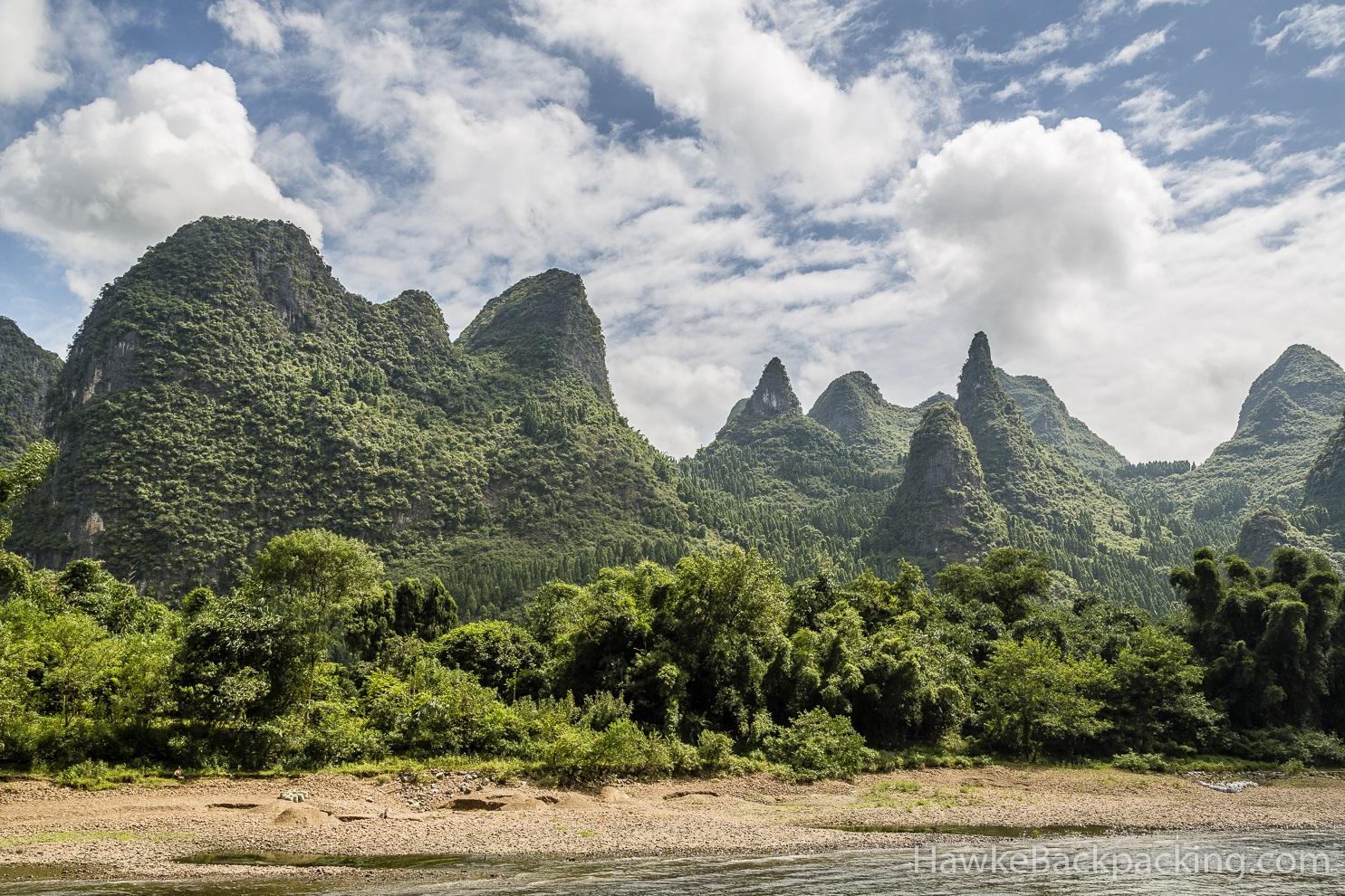Li River Hawkebackpacking Com