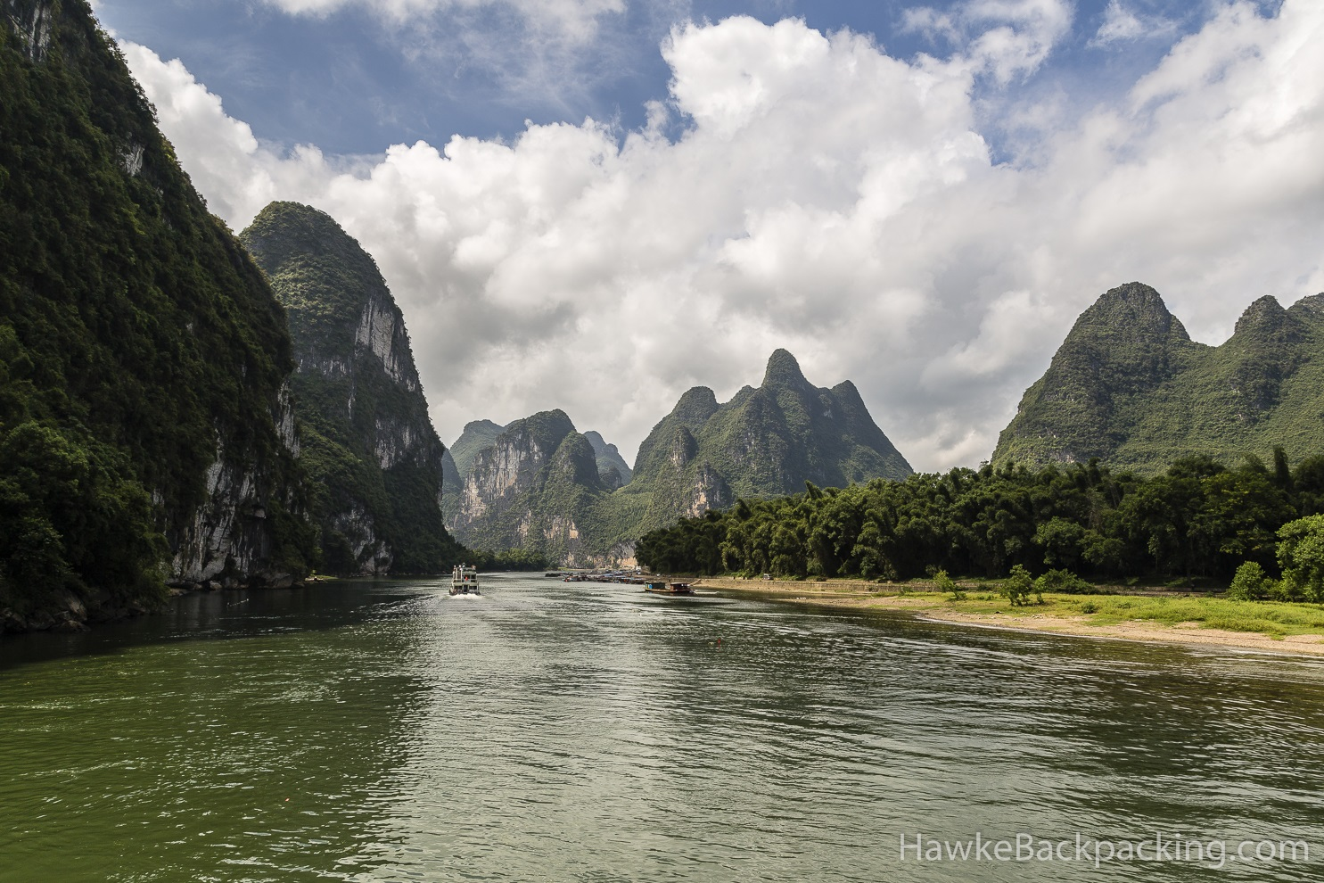 Li River Hawkebackpacking Com