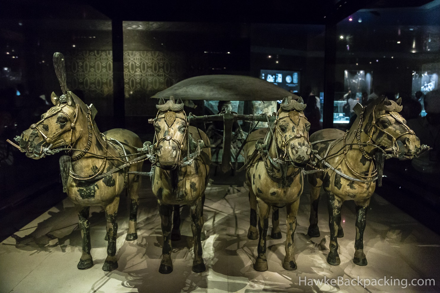 Terracotta Army Pit  2