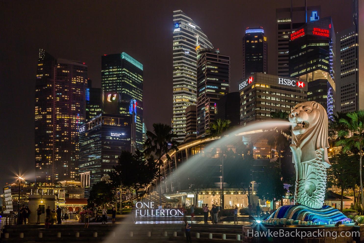 Adrift by David Myers - Marina Bay Sands