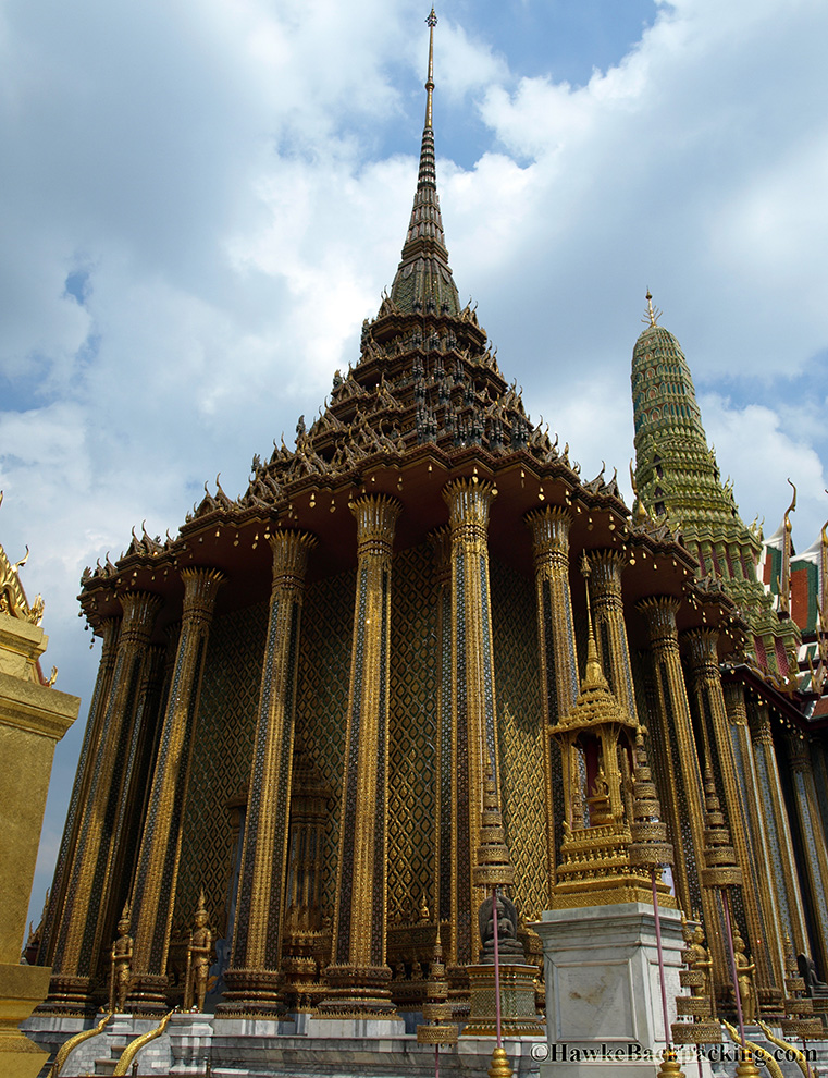 Wat Phra Kaew & the Grand Palace - HawkeBackpacking.com