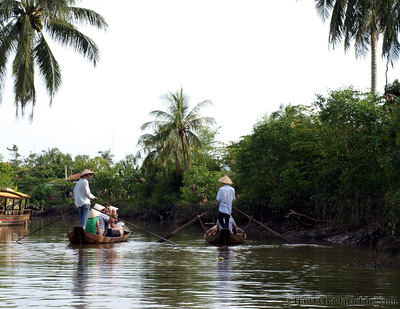 Mekong Delta - HawkeBackpacking.com