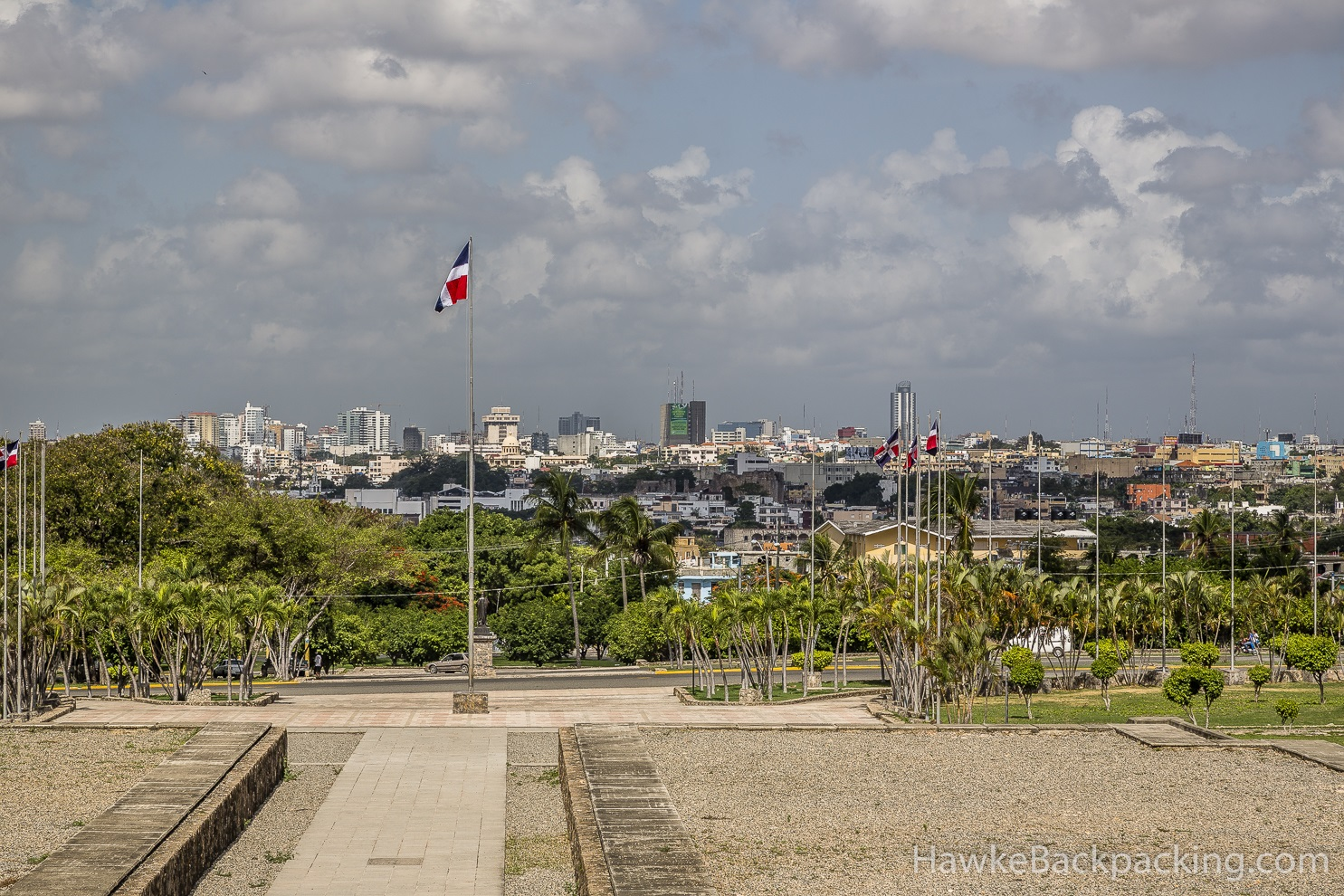 Santo Domingo Hawkebackpacking Com