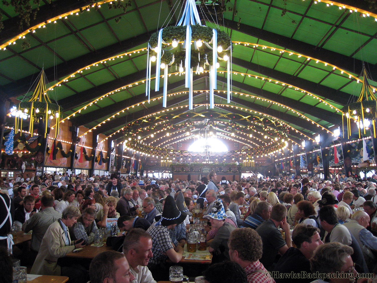 Oktoberfest 2007 Hawkebackpacking Com