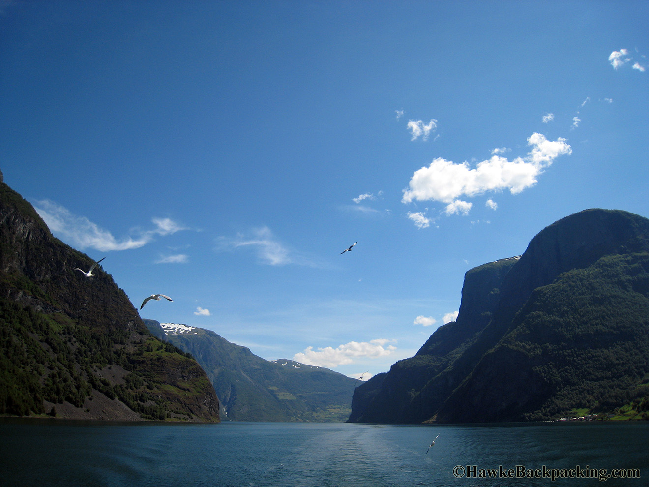 Sognefjord Hawkebackpacking Com