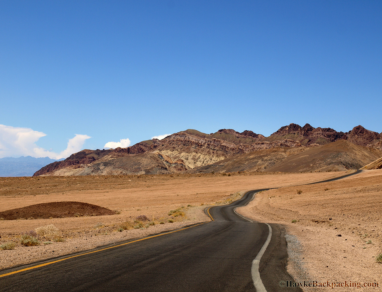 Death Valley National Park Hawkebackpacking Com