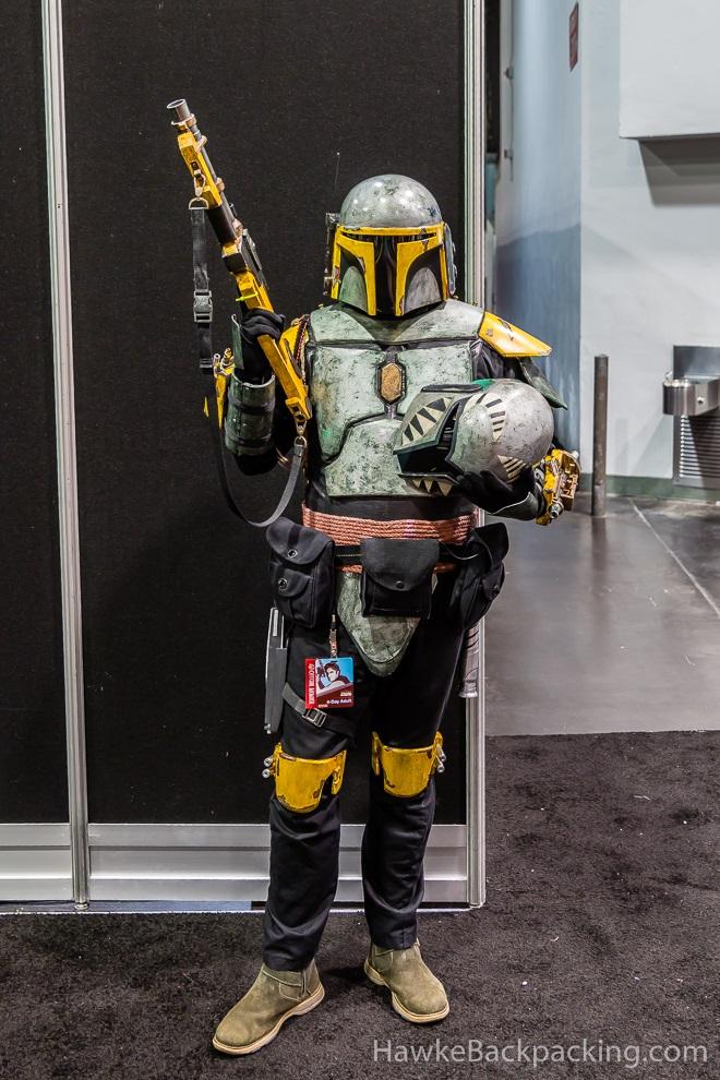 Star Wars Celebration Anaheim Hawkebackpacking Com