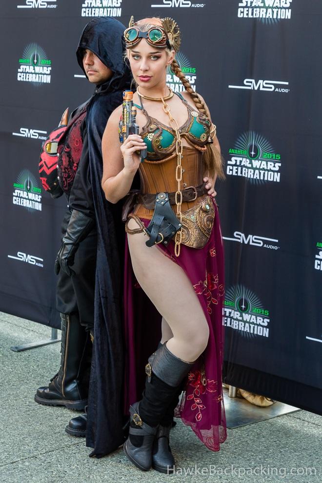 Star wars celebration anaheim - Steampunk style vestimentaire ...