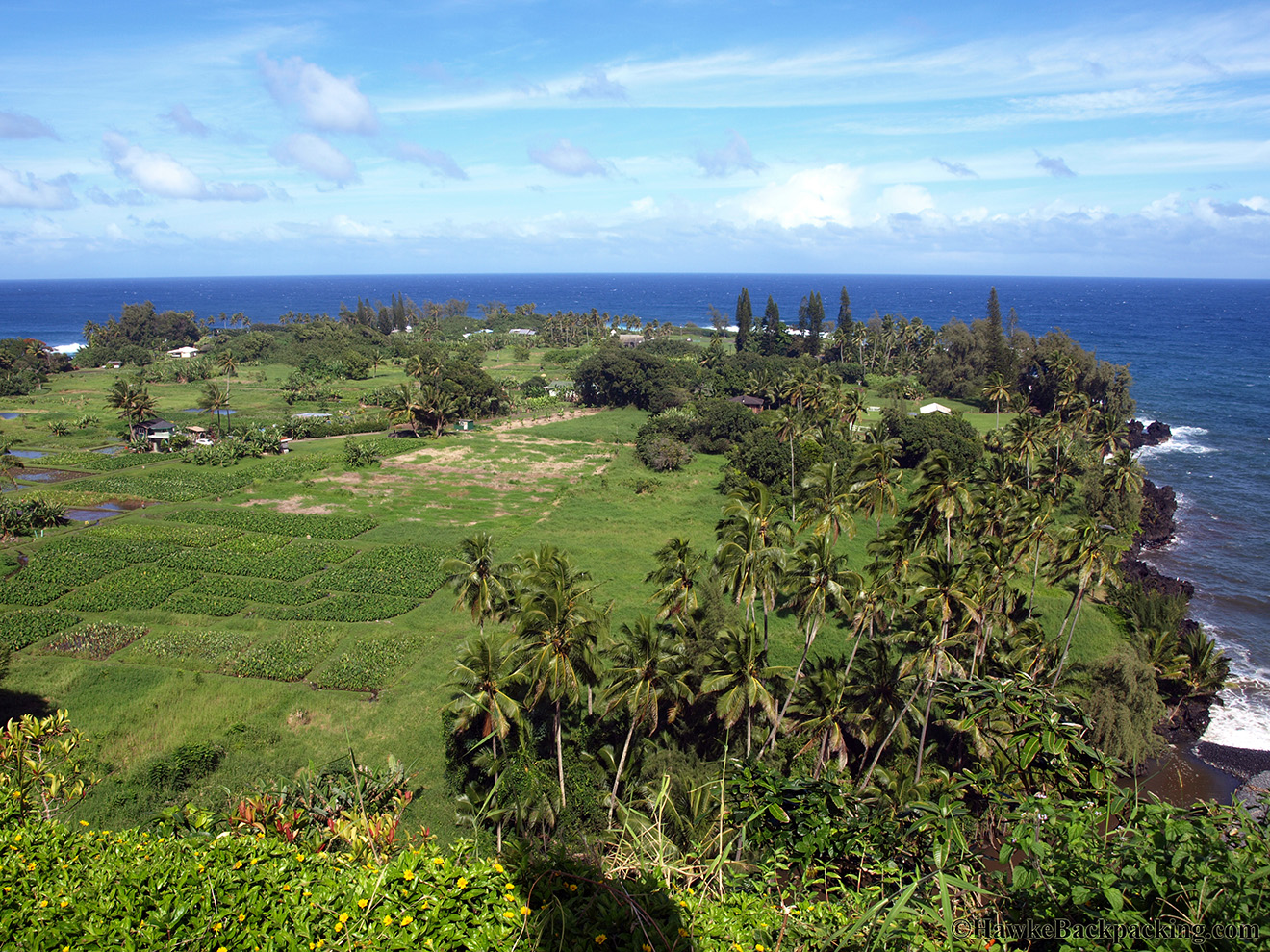Road To Hana Hawkebackpacking Com