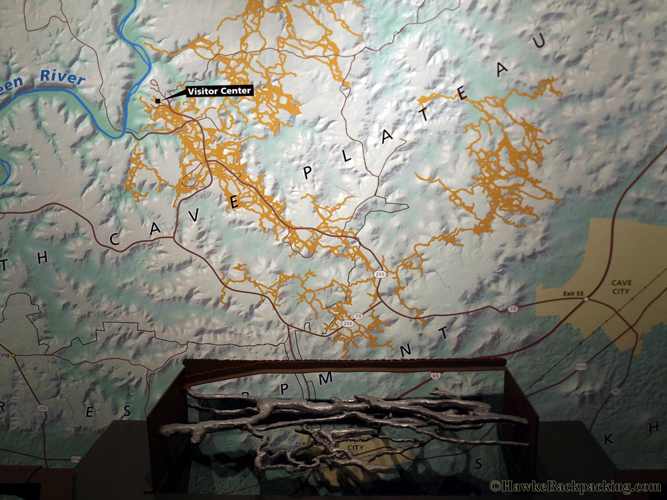 Mammoth Cave National Park Hawkebackpacking Com