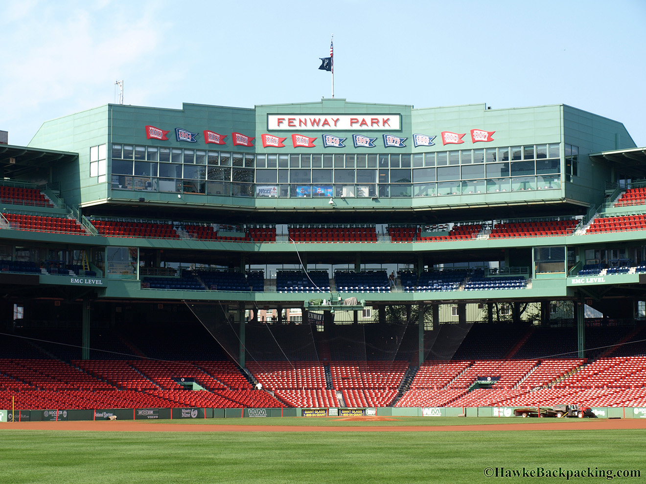 Fenway Park Hawkebackpacking Com