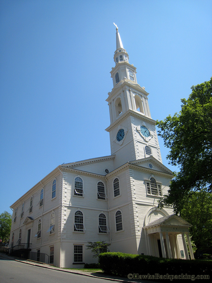 First Baptist Church Rhode Island
