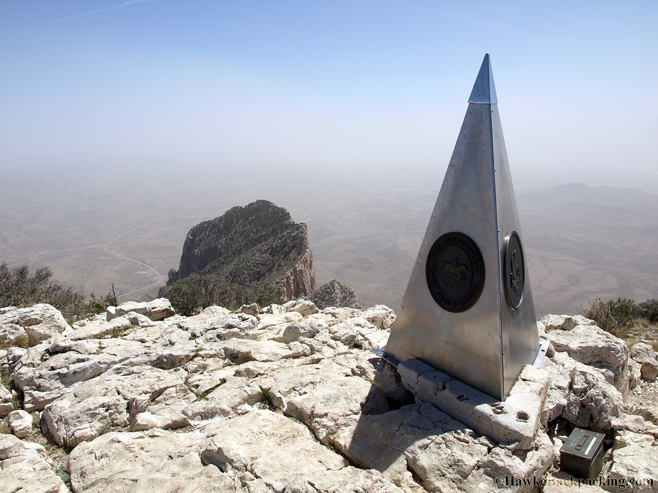 Guadalupe Peak Trail Hawkebackpacking Com