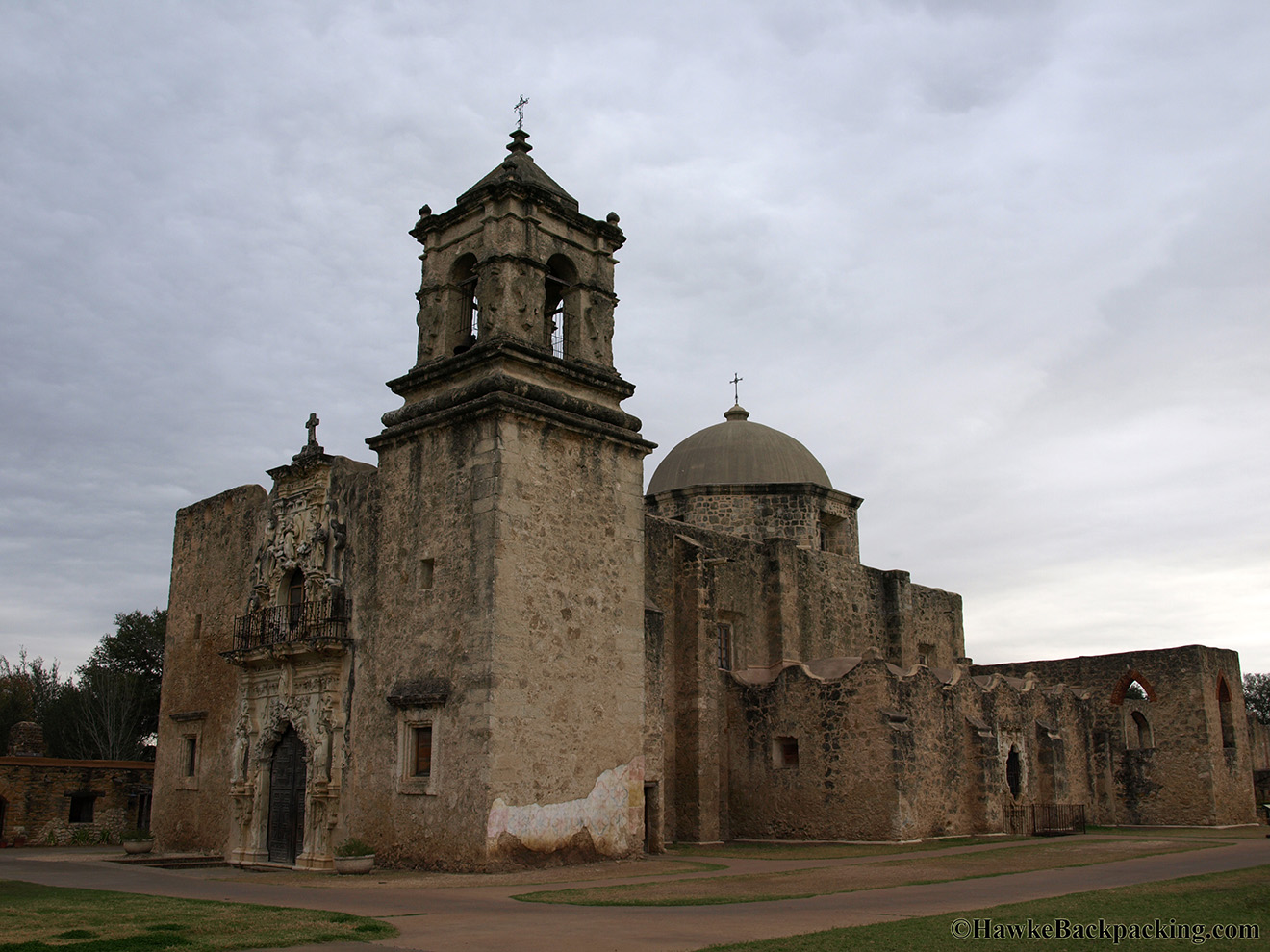 San Antonio Missions Hawkebackpacking Com