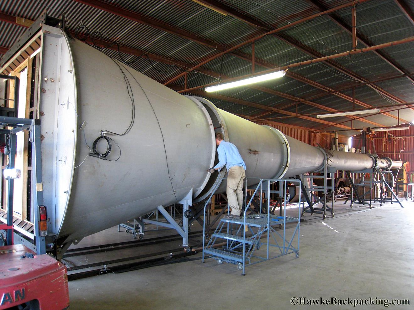 Shock Tube Test Hawkebackpacking Com