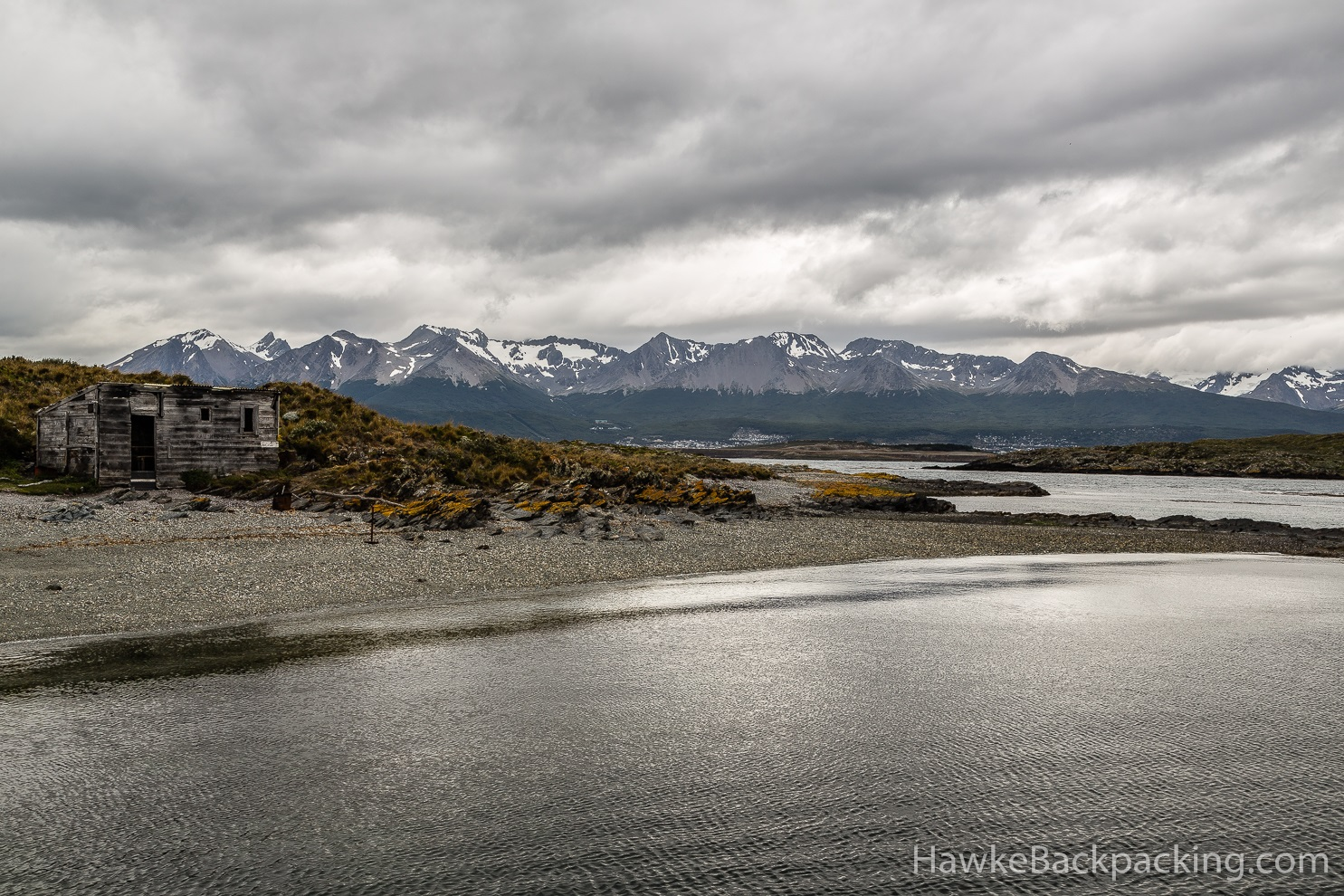 Ushuaia Hawkebackpacking Com